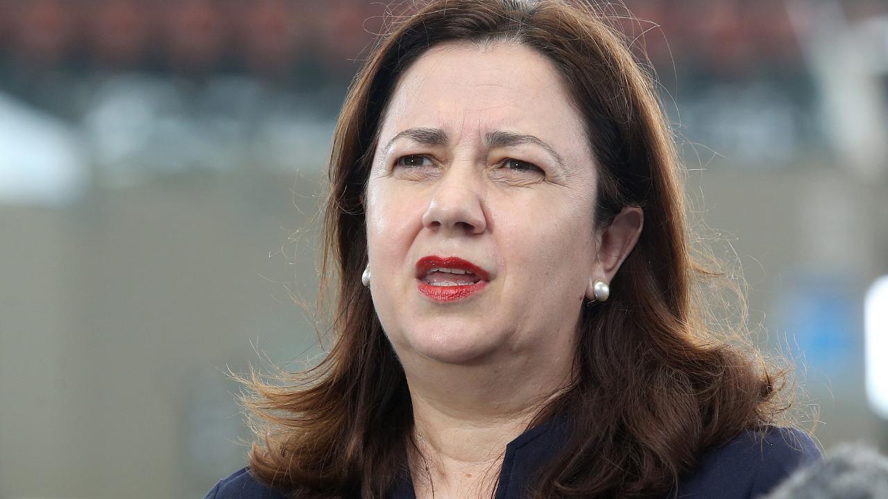 Queensland Premier Annastacia Palaszczuk. (AAP Image/Jono Searle)