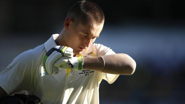 Marnus Labuschagne can't quite believe he blew his shot at a Test century.