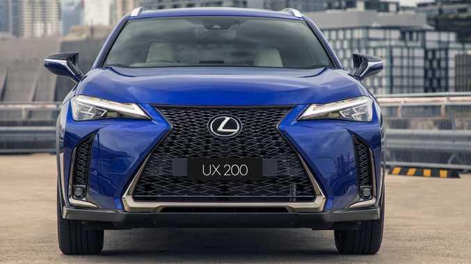 2019 Lexus UX.