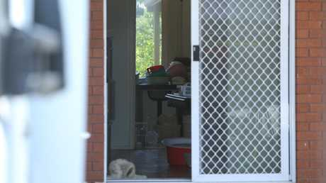 Six rooms in the once family home had been turned into drug labs. Picture: Tim Hunter.