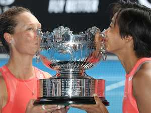 Aussies go wild over Stosur triumph