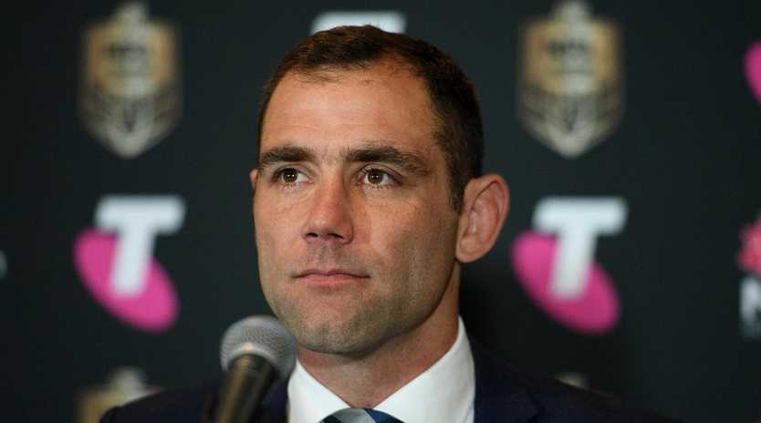 Melbourne captain Cameron Smith fears for rugby league's reputation.