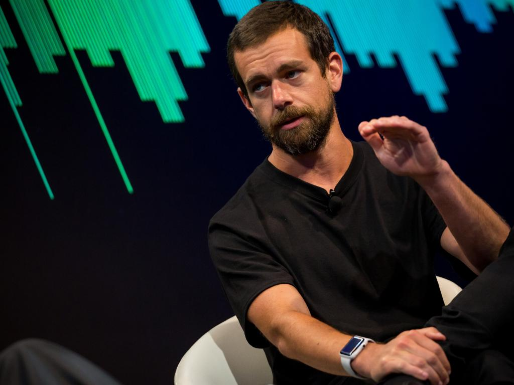 Jack Dorsey got more than he bargained for at Mark Zuckerberg's house. Picture: Bloomberg