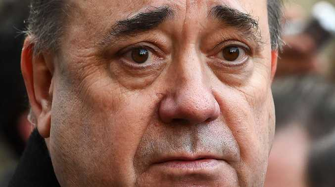 Alex Salmond charged by police