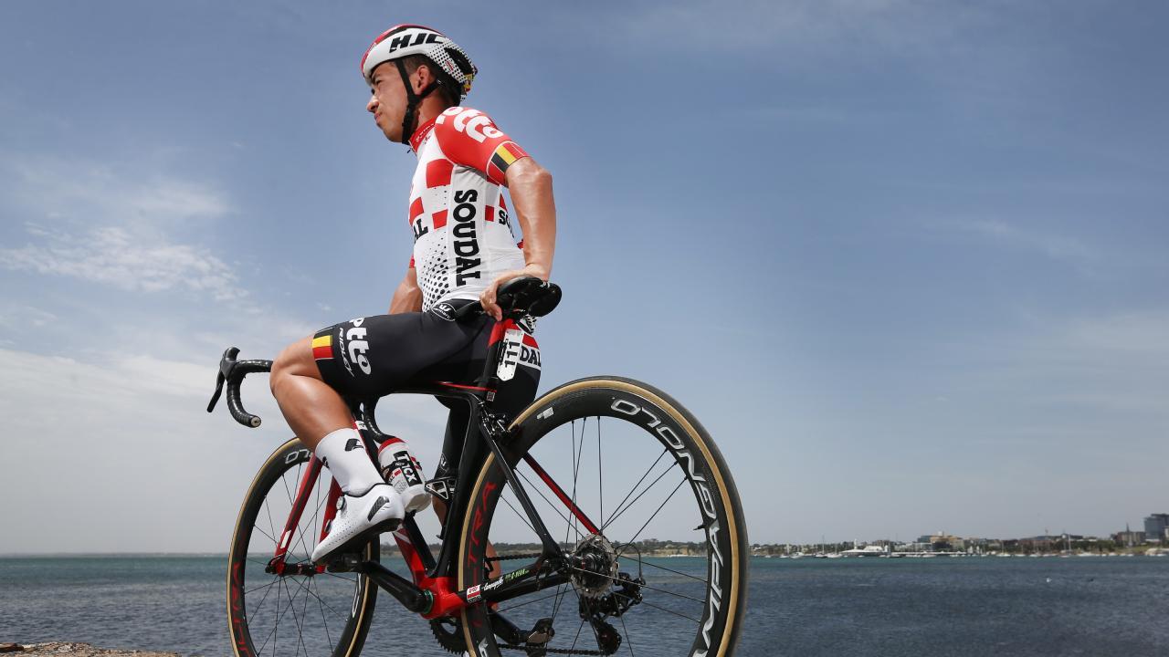 Australian sprinter Caleb Ewan. Picture: Peter Ristevski