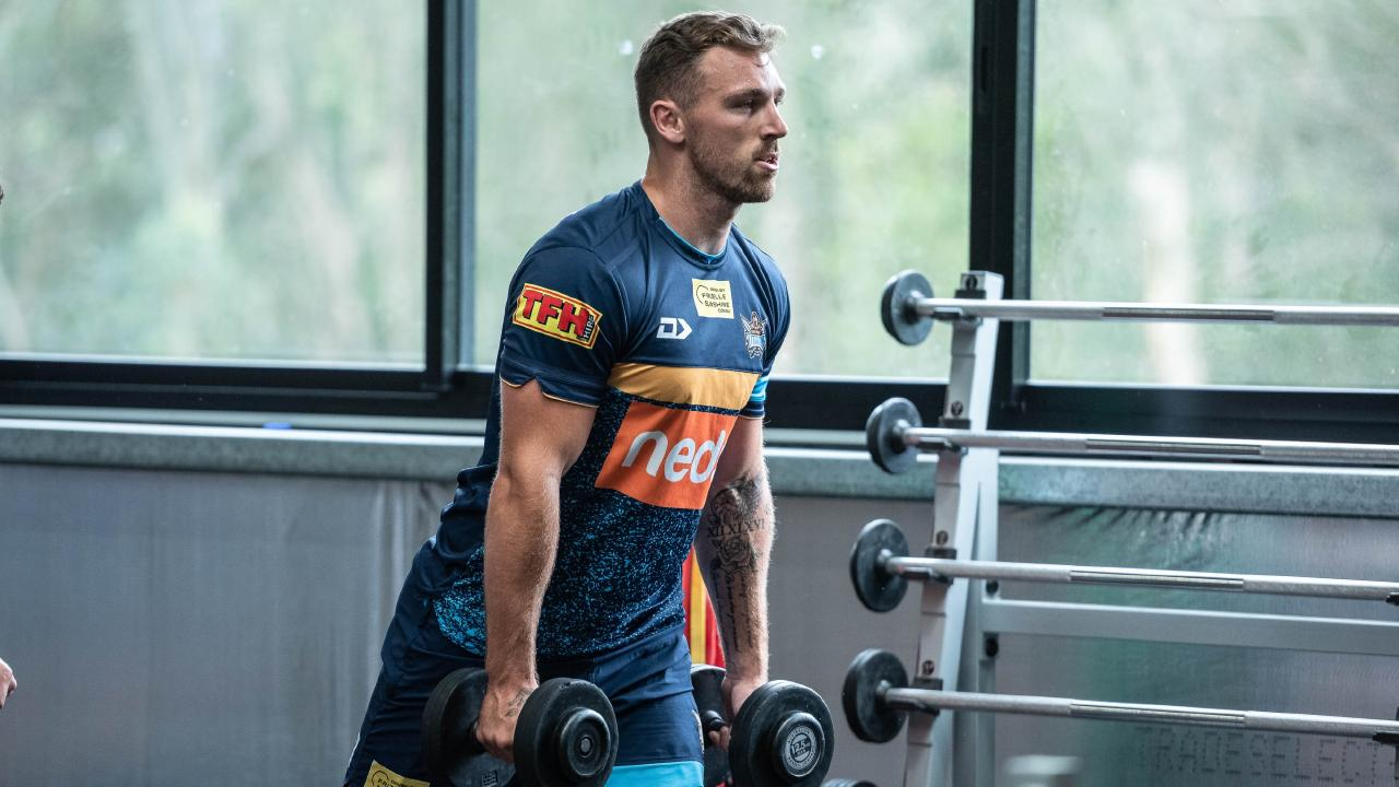 Bryce Cartwright is desperate to recapture his best form.
