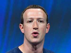 Zuckerberg's strange goat moment