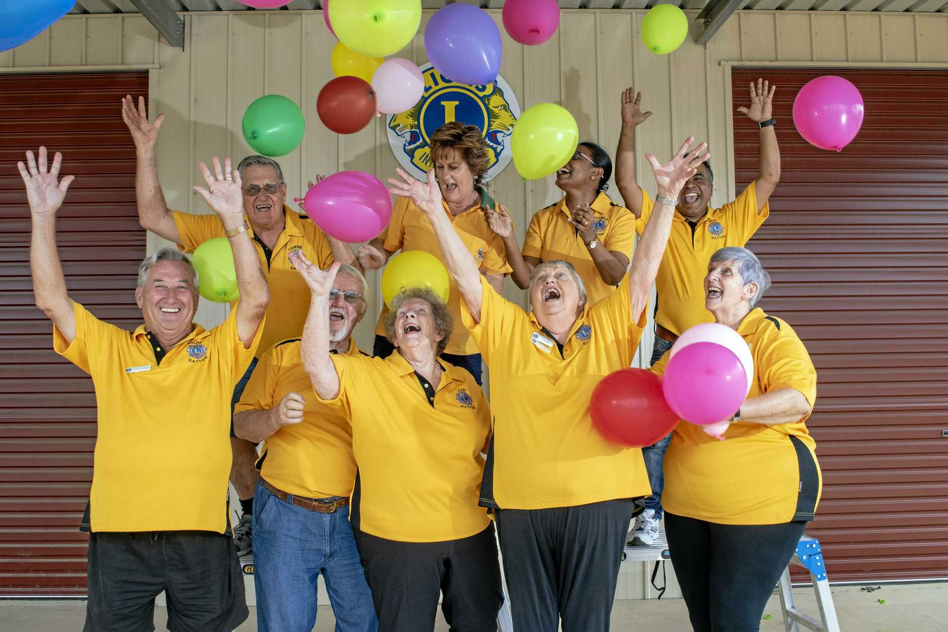 The Gatton Lions Club will celebrate its 50th birthday next month.