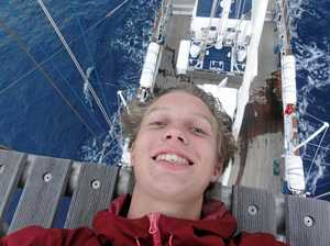 Young sailors return from adventure of a lifetime