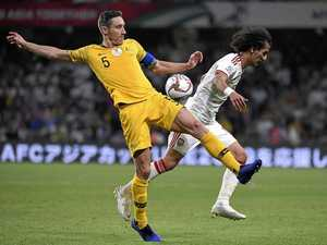 Socceroos captain to consider quitting after Asian Cup loss