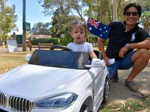IN PHOTOS: Australia Day at Thomas Jack Park