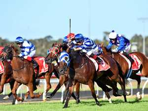 Balboa Rocks claims shock victory in Sunshine Coast Cup