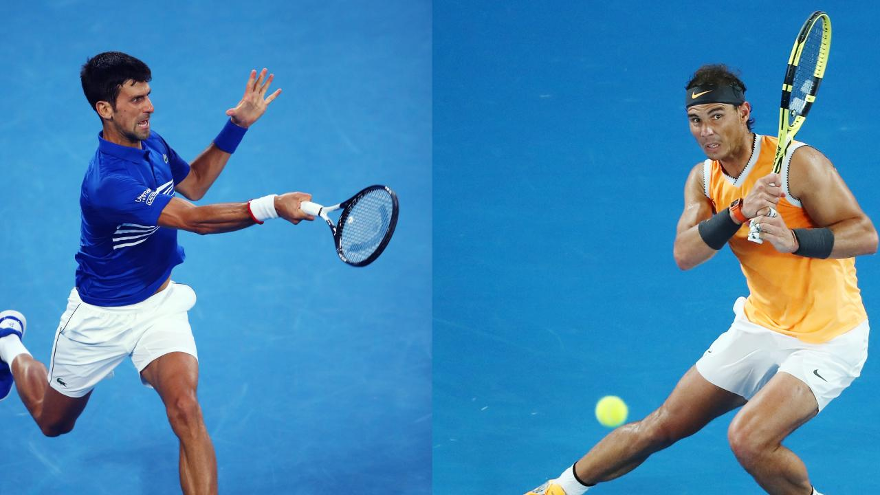 Novak Djokovic and Rafael Nadal will meet in what shapes as a classic Australian Open final.