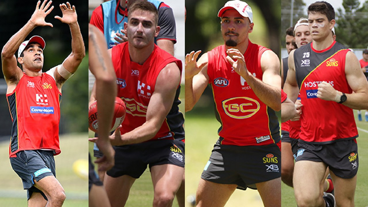 Gold Coast SuperCoach 2019 preview.