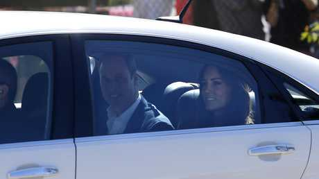 The Duke and Duchess of Cambridge, Kate and William, are serial offenders. Picture: Bradley Hunter