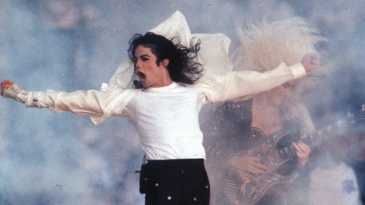 Michael Jackson. Picture: AP
