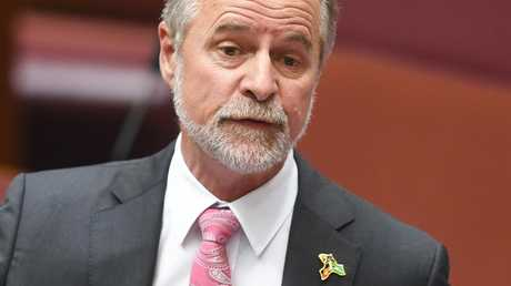 Indigenous Affairs Minister Nigel Scullion. Picture: AAP