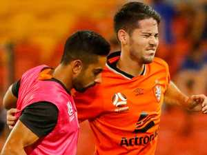 Brutal O'Toole blow sours Roar's magic comeback