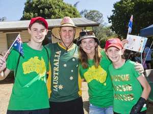 PICS: Toowoomba celebrates Australia Day in style