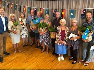 AUSTRALIA DAY: Australia Day Ambassador Joel Pilgrim