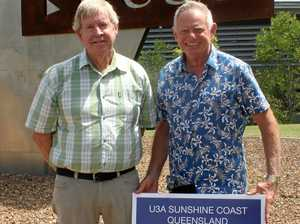 U3A ensures wealth of knowledge is shared