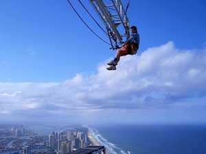 Stuntman hails hard work for career highlights