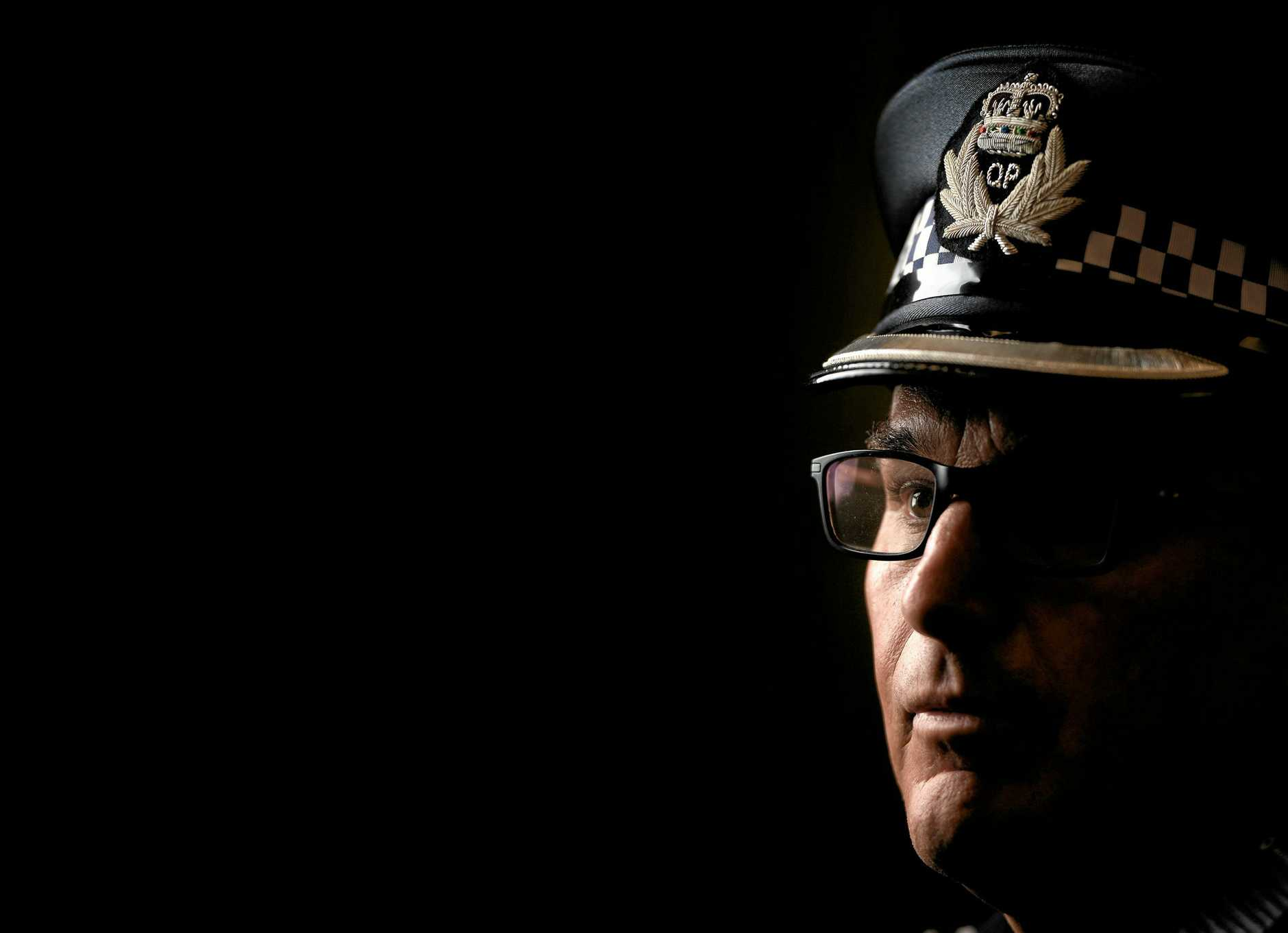 EXPERIENCE: Inspector Keith McDonald has served in the Queensland Police Service for 35 years.