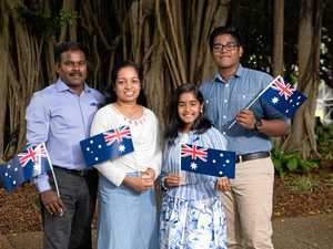 'Getting goosebumps': Our newest Aussie citizens