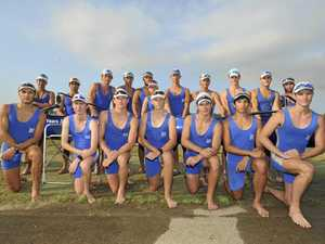 Top rowing schools give back to the Clarence