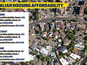 Bundy housing market ranks top 10 in Australia