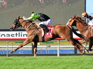 Win provides recovering trainer with reason to smile