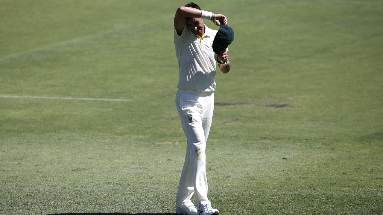 He's the newest member of the 200 club, but the future of Australia's strike bowler Mitchell Starc remains in question.
