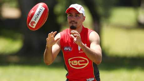 Suns fans may not have to wait long to find out how good Izak Rankine is. Picture: Getty Images