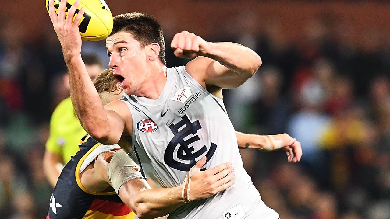 The new rules will suit Matthew Kreuzer. Picture: Getty Images