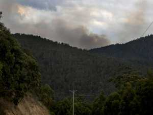 Emergency warnings issued for Tassie