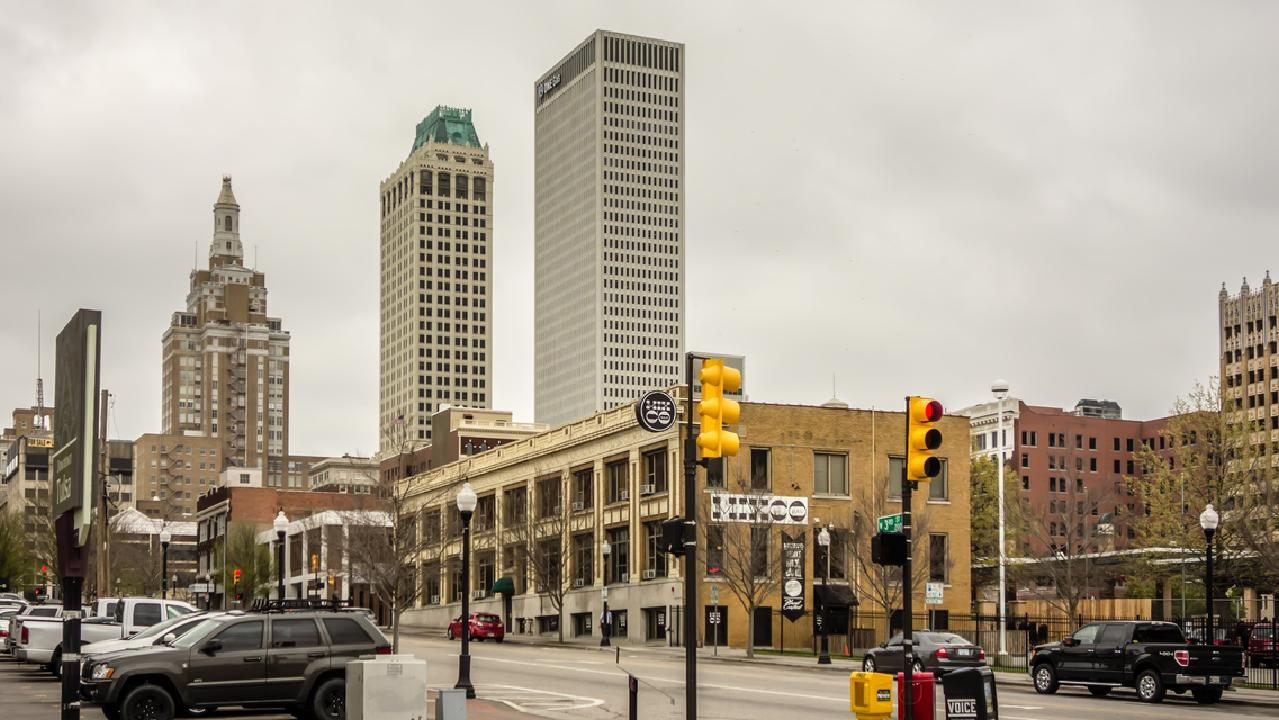 Tulsa is paying digital nomads to move to the city. Picture: iStock