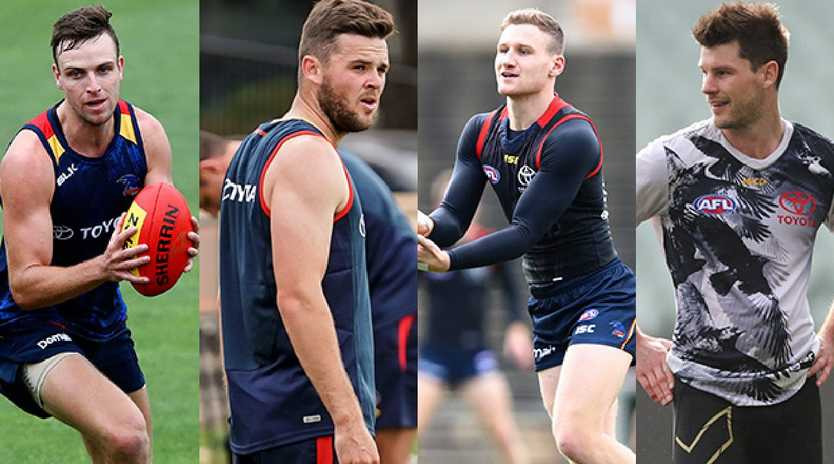 Adelaide Crows SuperCoach 2019 preview.