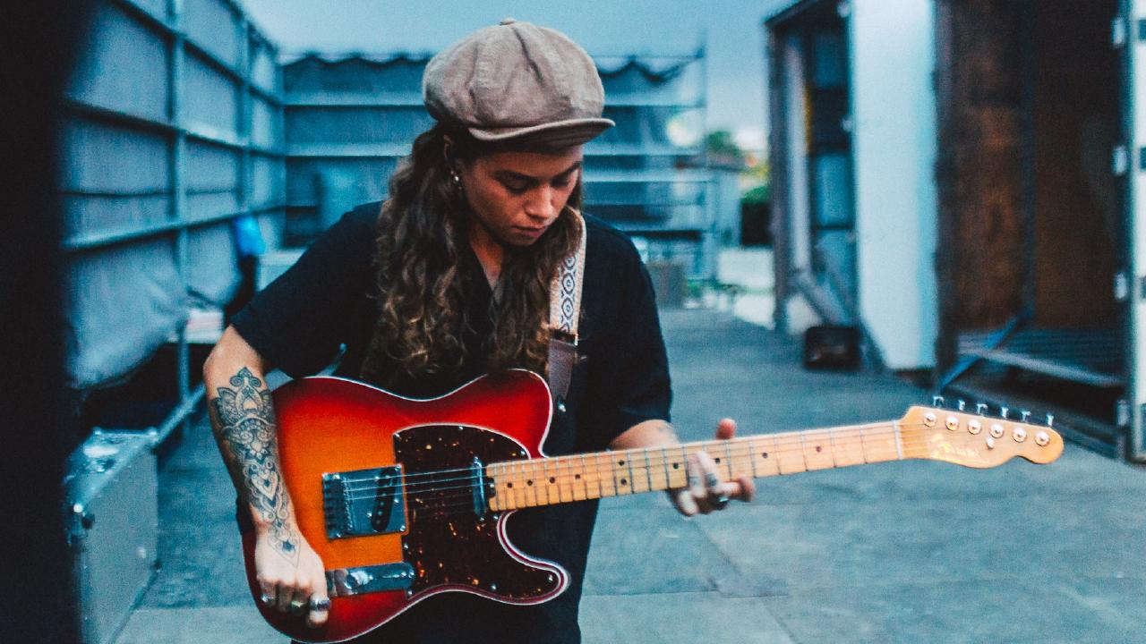 Tash Sultana came in at number 84. Picture: Claudia Baxter