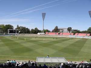 Cricket chief's surprise Manuka pitch prediction