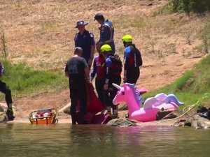 Body found at Sydney swimming hole