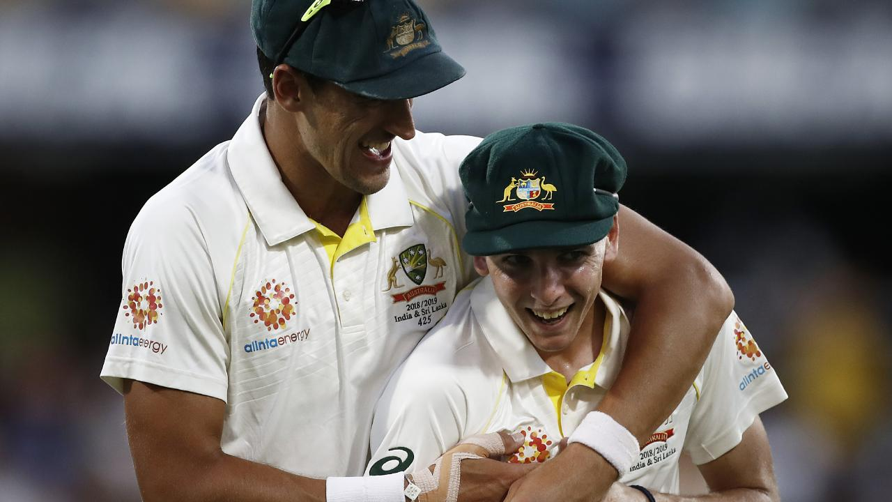 Jhye Richardson's entrance will put the heat on Australia's usual trio of fast bowlers Cummins, Starc and the injured Josh Hazlewood.