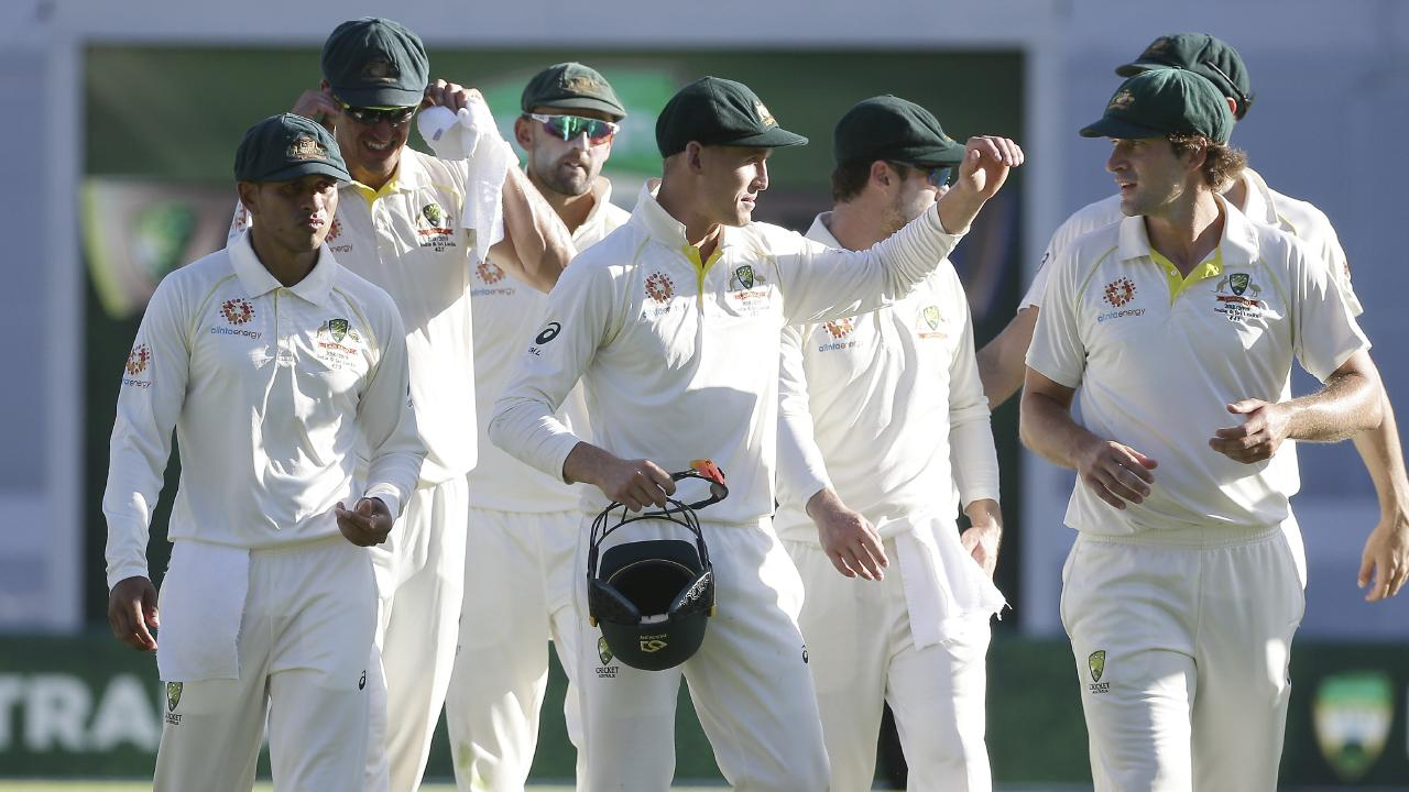 All is well once again in Australian cricket, after the men wearing the baggy green thumped Sri Lanka at the Gabba inside three days.