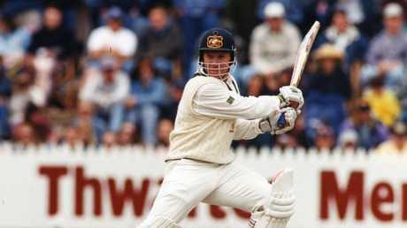 Wicketkeeper of the century Ian Healy never captained Australia.