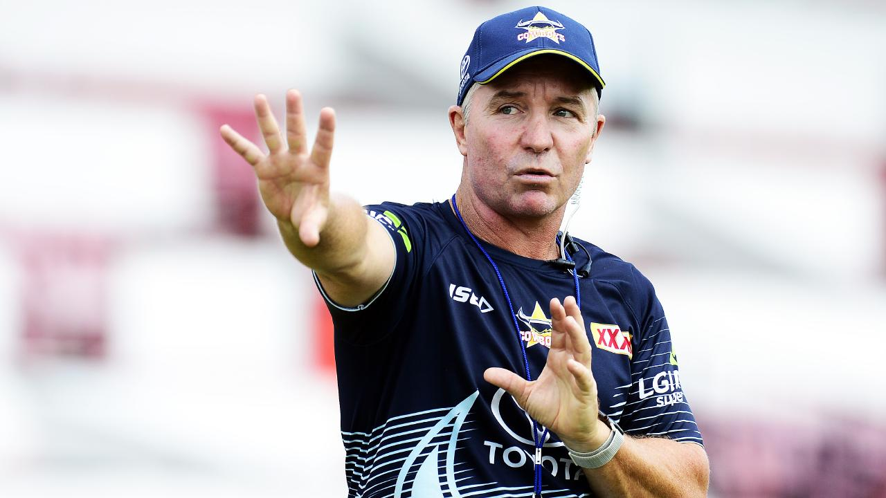 North Queensland Cowboys coach Paul Green. Picture: Zak Simmonds