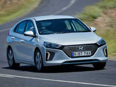 Hyundai Ioniq: Plug-in hybrid starts at $41K and range can exceed 600km