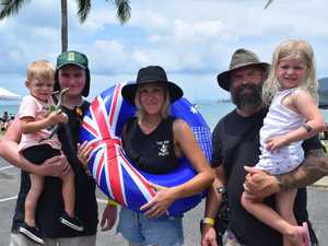 Australia Day in Airlie Beach and Cannonvale