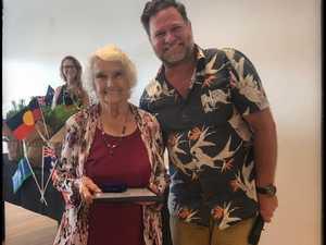 AUSTRALIA DAY: Senior Citizen of the Year Sybil