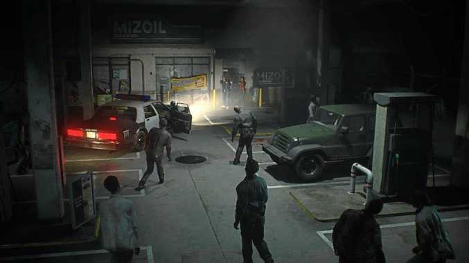 GAME ON: Resident Evil 2 is available on PlayStation 4, Xbox One and PC.