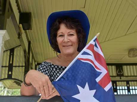Australia Day 2019 Awards - Gympie Netball and Districts Club president Colleen Miller.