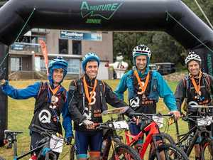 Schloss back atop podium with Alpine Quest victory